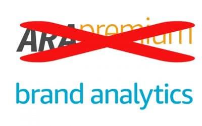 Ara Premium ist tot, hoch lebe die Amazon Markenanalyse