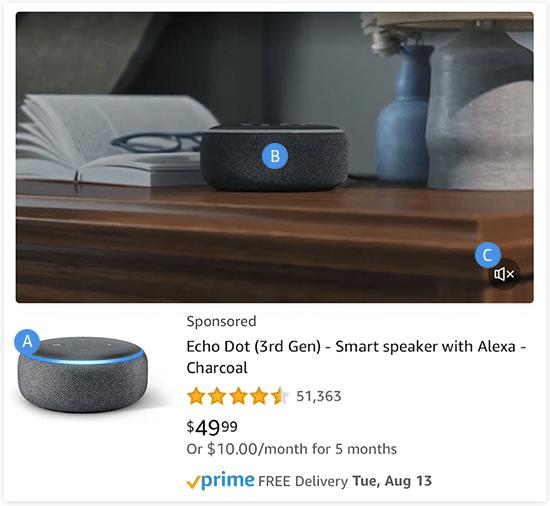 Amazon Sponsored Brands Video
